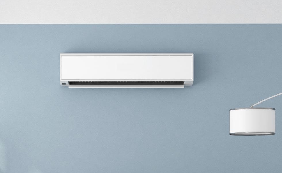 Close up  Airconditioner