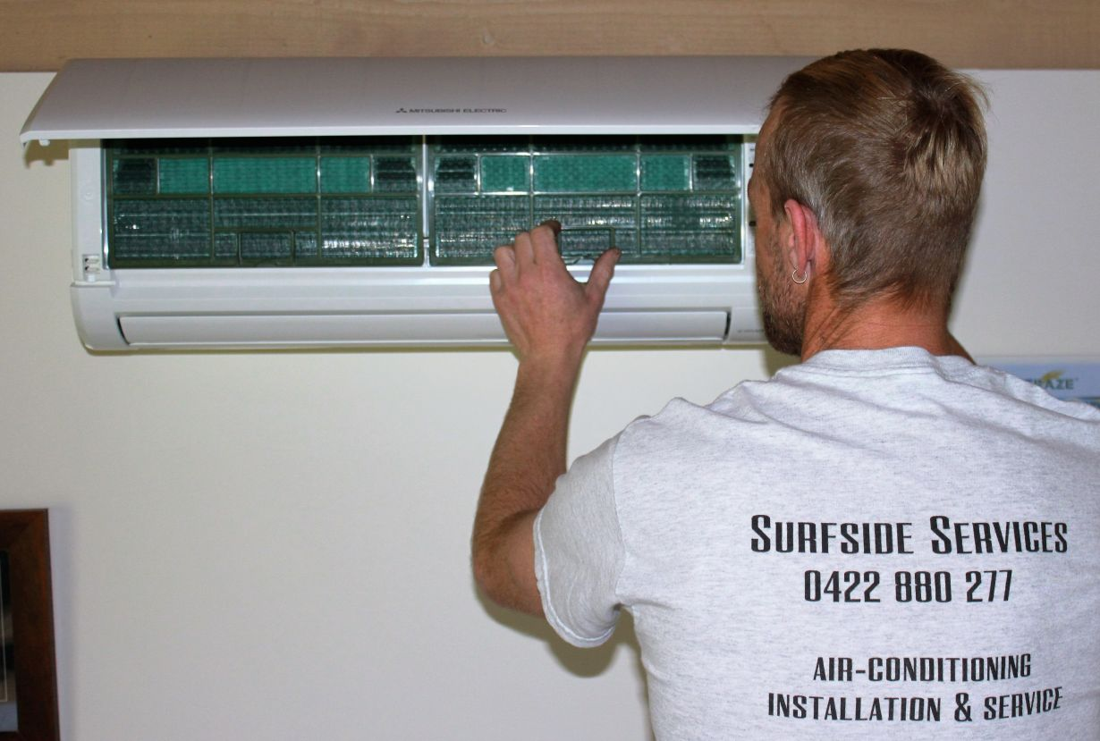 Air Conditioner Service 2